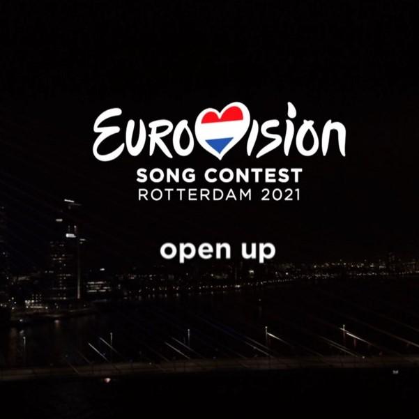 Eurovision Rotterdam 2021 - square